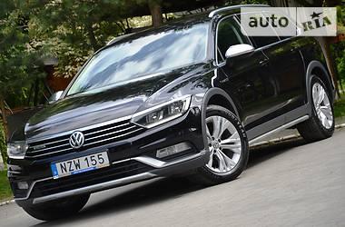 Volkswagen Passat Alltrack 2016 в Дрогобичі