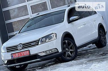 Volkswagen Passat Alltrack 2012 в Дрогобыче