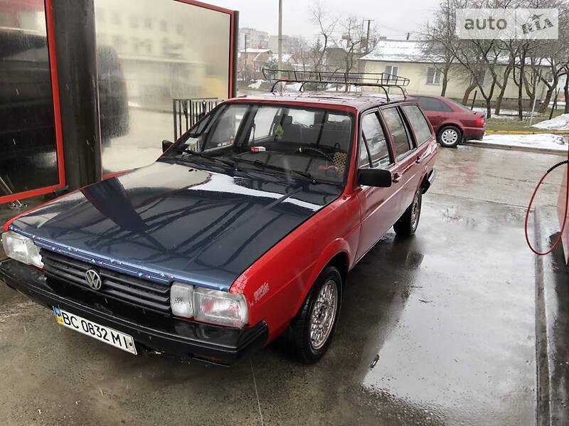 Volkswagen Passat B2 1987 в Львове