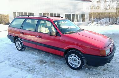 Volkswagen Passat B3 1992 в Залещиках