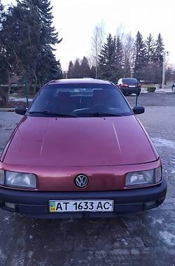 Седан Volkswagen Passat B3 1990 в Івано-Франківську