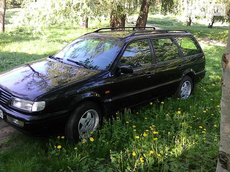 Volkswagen Passat B4 1996 в Луцке