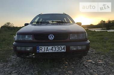 Volkswagen Passat B4 1995 в Рожнятове