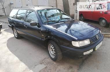 Универсал Volkswagen Passat B4 1996 в Харькове