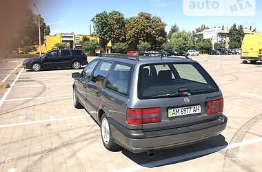 Универсал Volkswagen Passat B4 1996 в Житомире