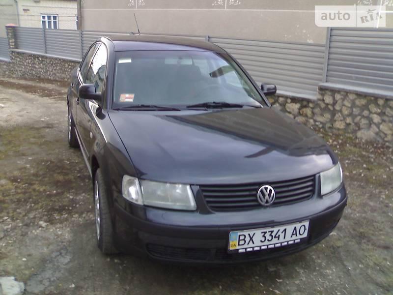 Volkswagen Passat B5 2000 в Хмельницком