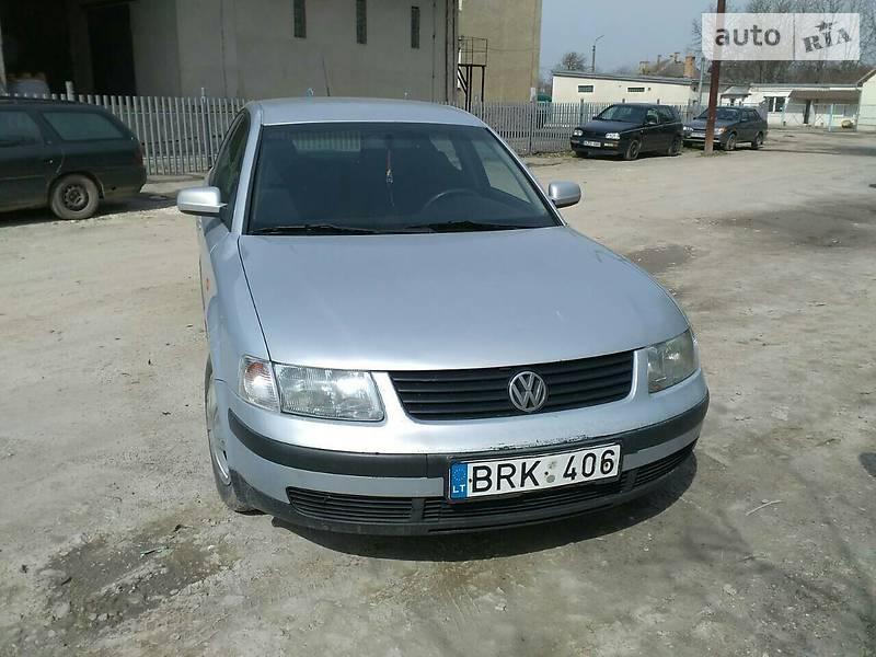 Volkswagen Passat B5 1997 в Ивано-Франковске