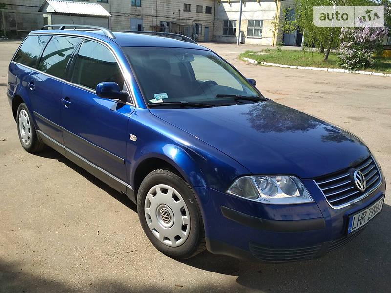 Volkswagen Passat B5 2002 в Києві
