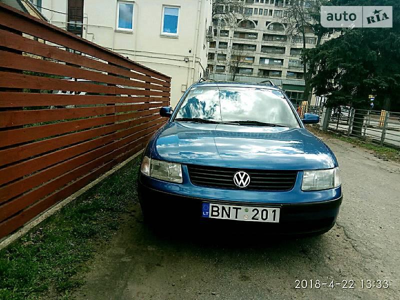 Volkswagen Passat B5 1997 в Пирятині