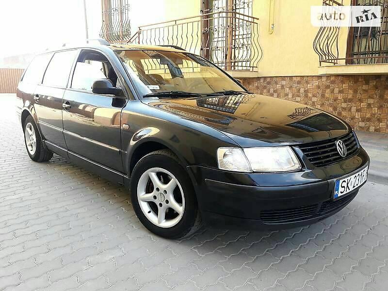 Volkswagen Passat B5 1998 в Днепре