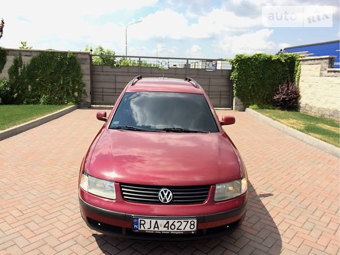 Volkswagen Passat B5 2000 в Мукачево