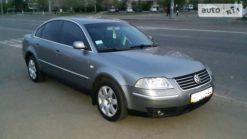 Volkswagen Passat 2003 года в Киеве