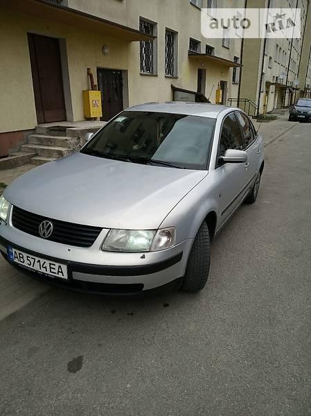 Volkswagen Passat 1999 года в Виннице