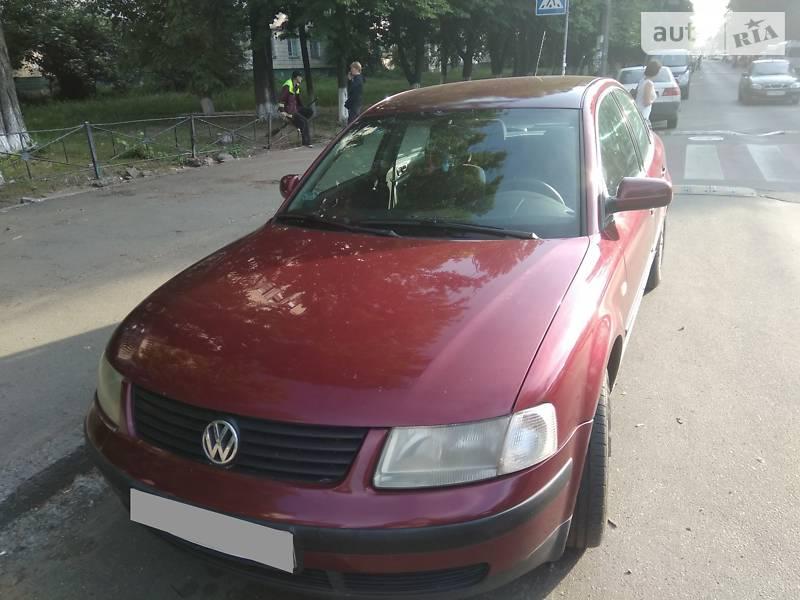 Volkswagen Passat 1999 года в Киеве