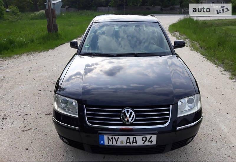 Volkswagen Passat 2003 года в Львове