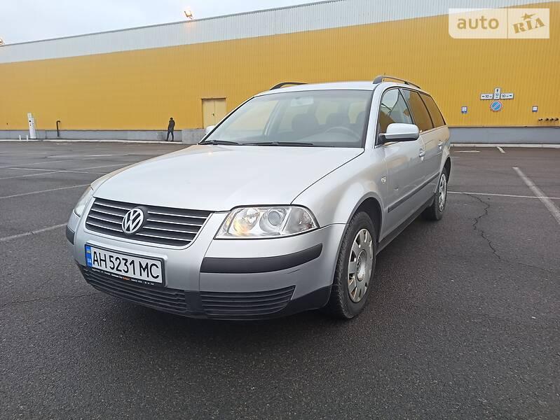 Volkswagen Passat B5 2002 в Мариуполе