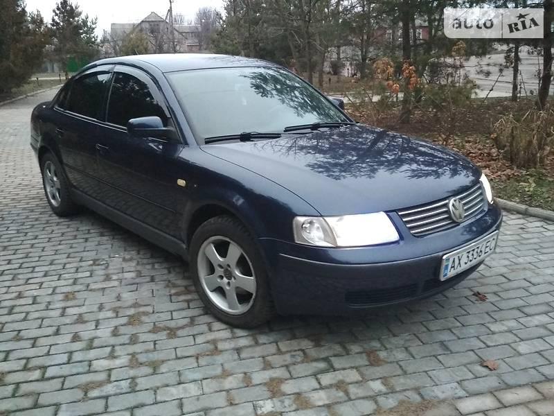 Volkswagen Passat B5 1996 в Дергачах