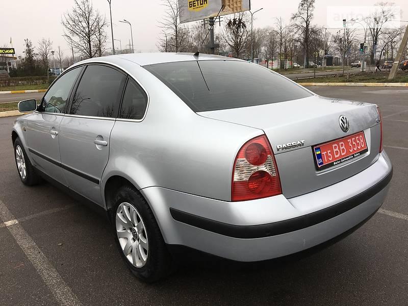 Volkswagen Passat B5 1.8 T
