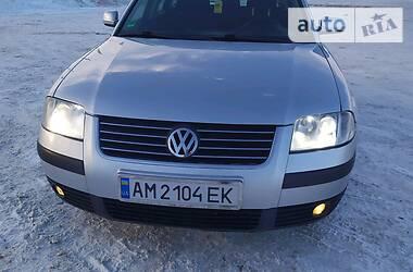 Volkswagen Passat B5 2001 в Житомире