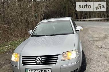 Седан Volkswagen Passat B5 2003 в Ужгороде