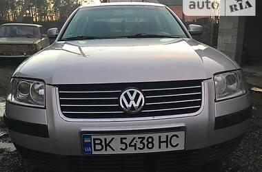 Volkswagen Passat B5 2001 в Рокитному