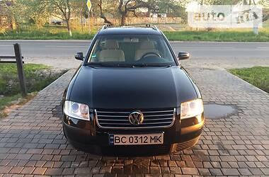 Универсал Volkswagen Passat B5 2002 в Львове