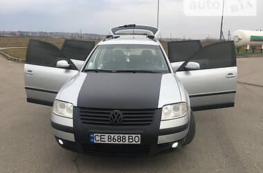 Унiверсал Volkswagen Passat B5 2003 в Чернівцях