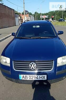 Унiверсал Volkswagen Passat B5 2003 в Одесі
