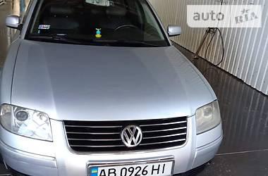 Седан Volkswagen Passat B5 2001 в Немирові