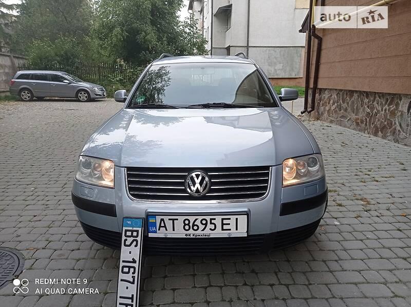 Volkswagen Passat B5 plus