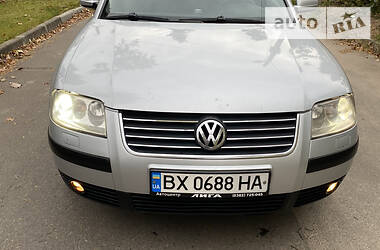 Универсал Volkswagen Passat B5 2003 в Ирпене