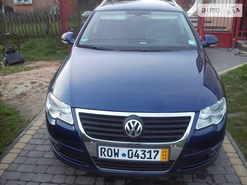 Volkswagen Passat B6 2010 в Луцке