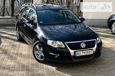 Volkswagen Passat B6 2007 в Львове