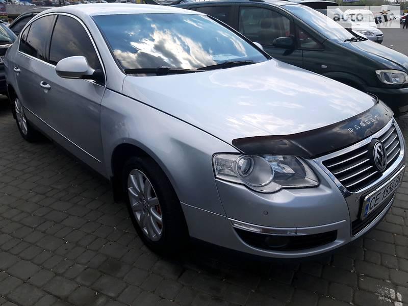 Volkswagen Passat 2008 года в Черновцах