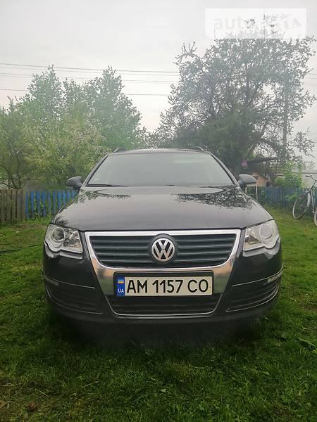 Volkswagen Passat 2005 года в Житомире