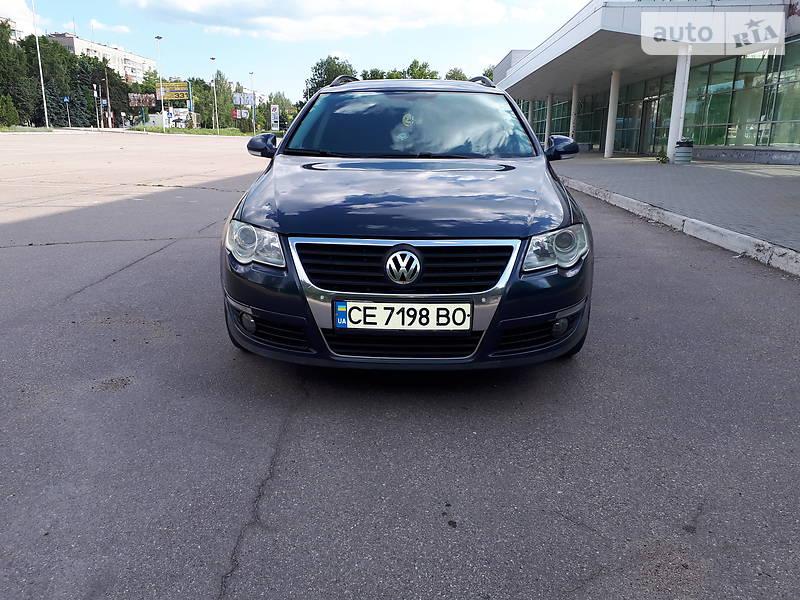Volkswagen Passat 2006 года в Донецке