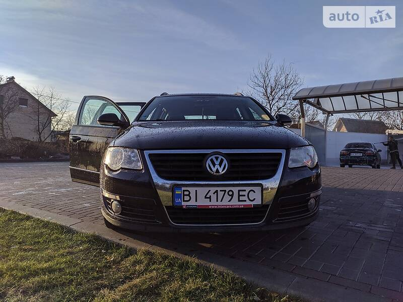 Volkswagen Passat B6 2005 в Киеве