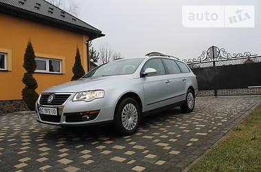 Volkswagen Passat B6 2010 в