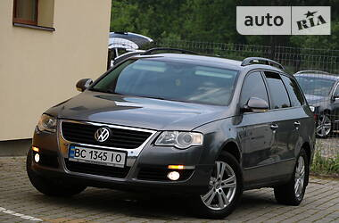 Volkswagen Passat B6 2007 в Трускавці