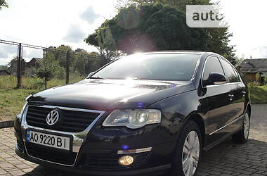Volkswagen Passat B6 2008 в Надворной