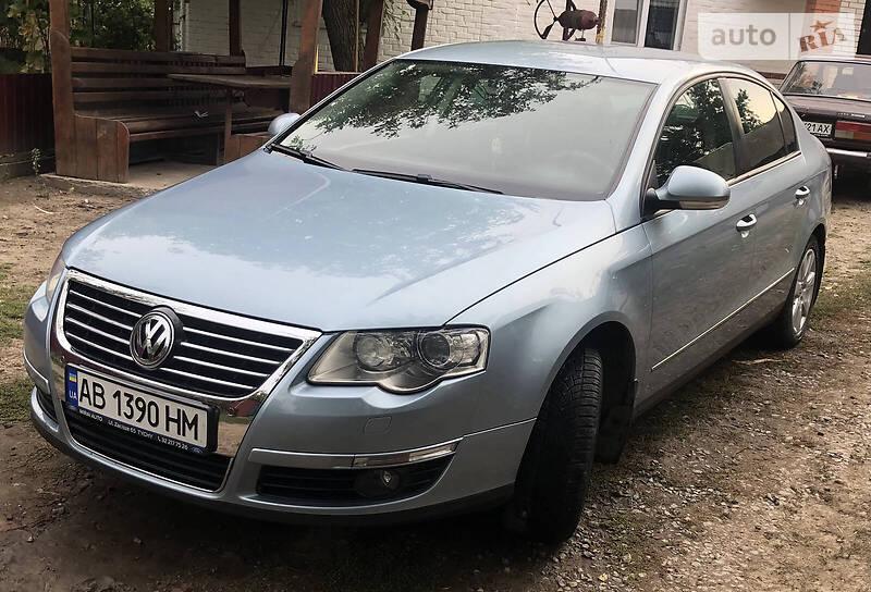 Volkswagen Passat B6 4motion 16v
