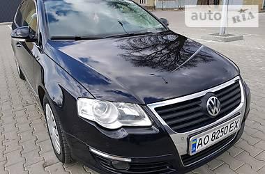 Универсал Volkswagen Passat B6 2010 в Ужгороде