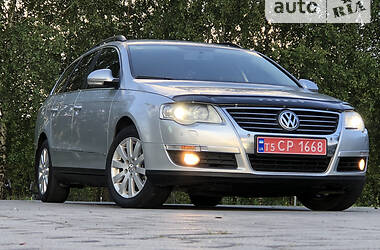 Универсал Volkswagen Passat B6 2010 в Дрогобыче