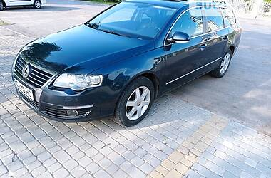 Унiверсал Volkswagen Passat B6 2007 в Львові