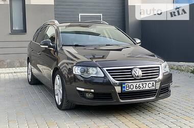 Универсал Volkswagen Passat B6 2010 в Тернополе