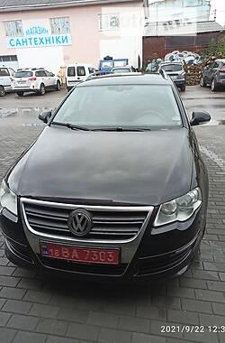 Универсал Volkswagen Passat B6 2010 в Луцке