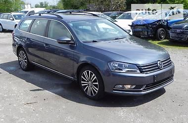 Volkswagen Passat B7 hihline 2011