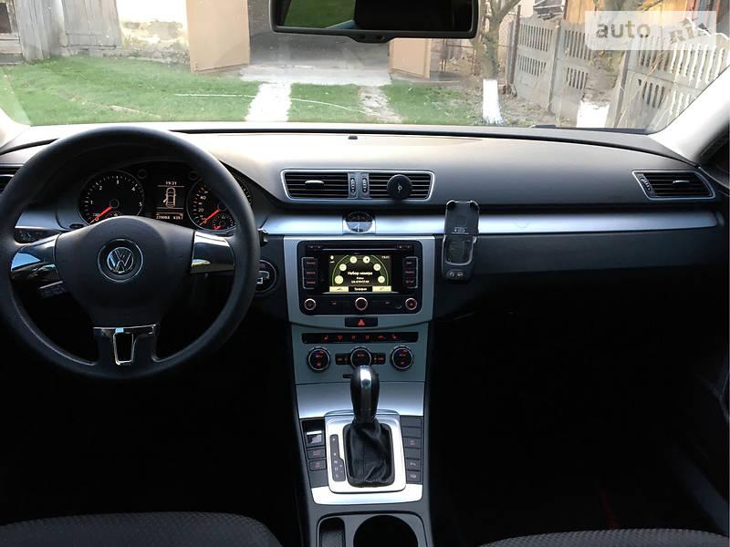 Volkswagen Passat B7 2011 в Львові