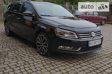 Volkswagen Passat B7 2011 в Мукачево