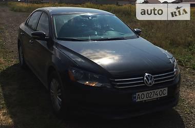 Volkswagen Passat B7 2015 в Ужгороде